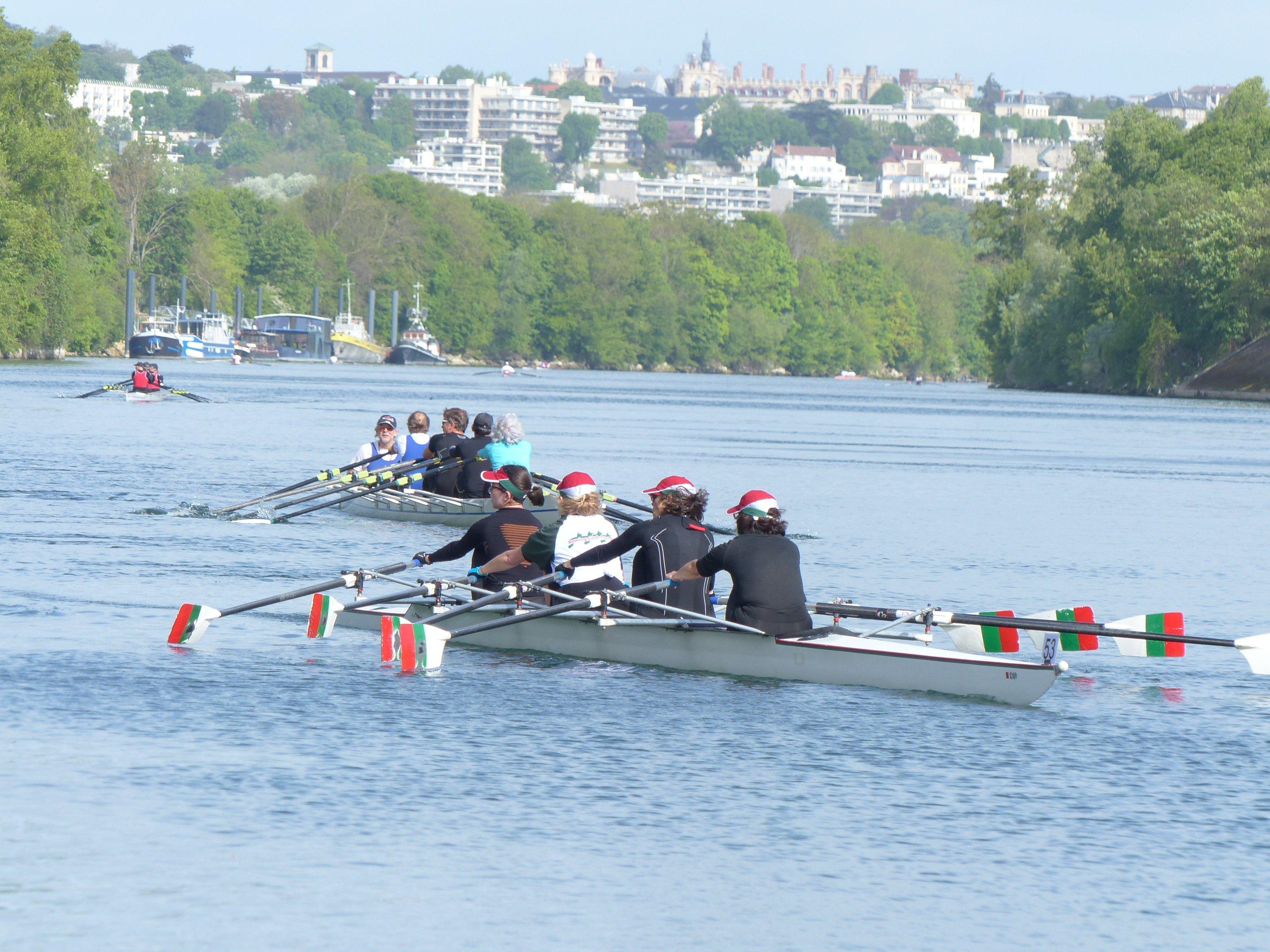 Rowing club port marly