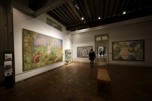 Musée Maurice Denis : le partage des oeuvres ©CD78/N.DUPREY