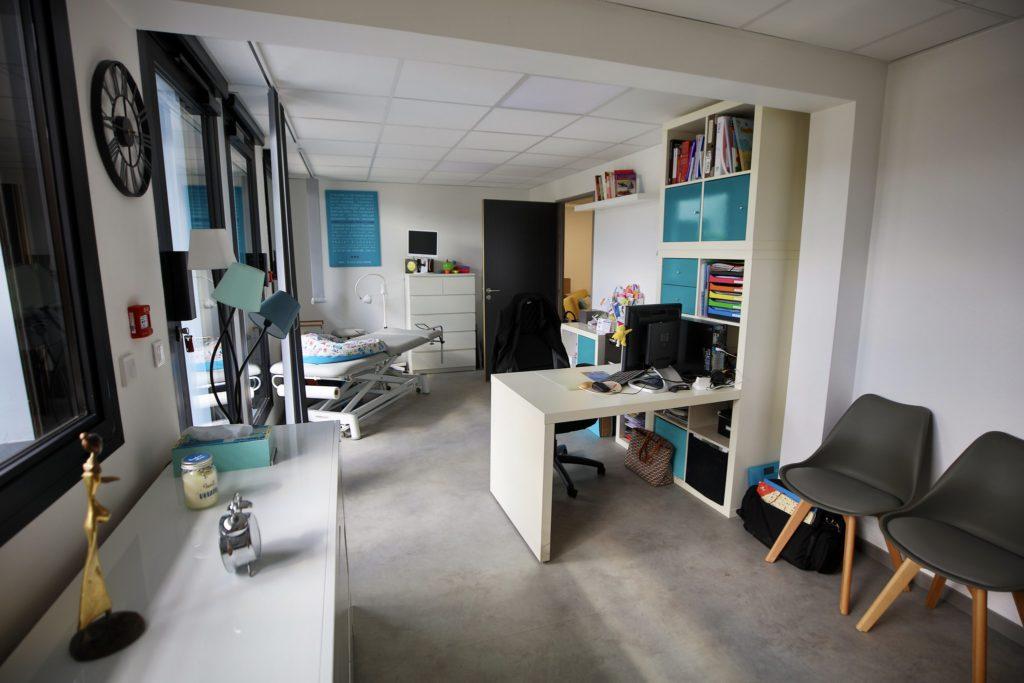 Maison médicale d'Aubergenville © CD78/N.DUPREY
