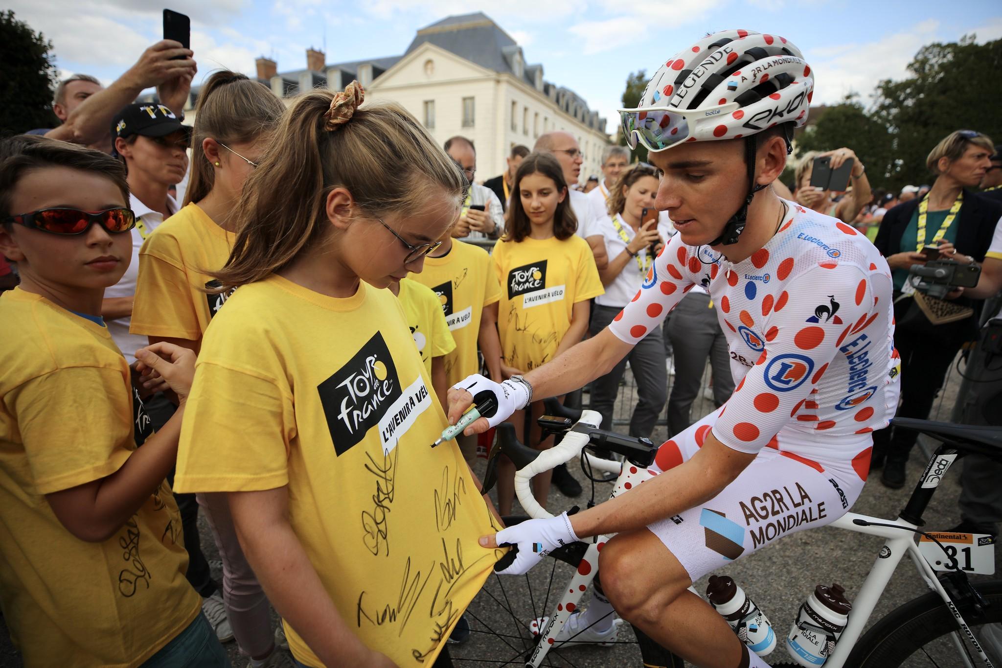 Le Tour De France 2020 Arrivera Finalement A Mantes Le 20 Septembre Yvelines Infos