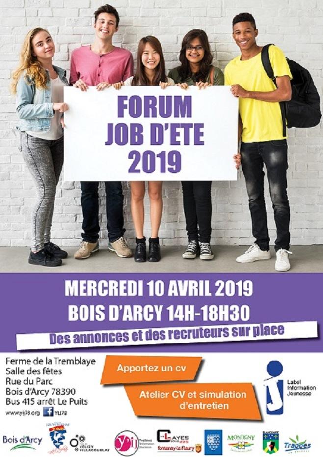 forum jobs d u0026 39  u00e9t u00e9