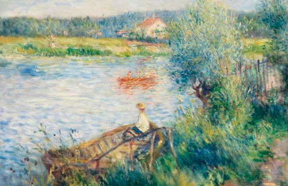 Centenaire D Auguste Renoir Dans Les Yvelines Yvelines Infos