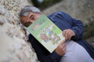 Georges Grard : le bonheur est dans les livres © CD78/N.DUPREY