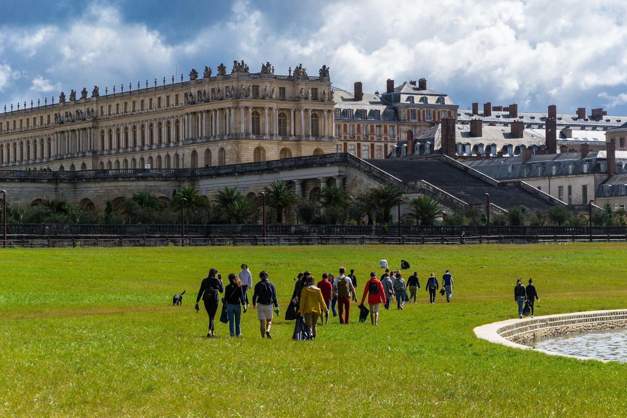 Versailles est la première ville des Yvelines du classement. © CD78 / MC.Rigato