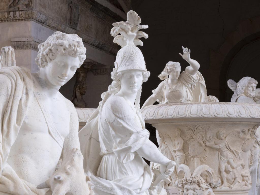 Ouverture exceptionnelle de la Galerie des moulages © Château de Versailles