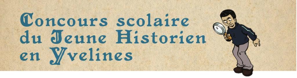 """Participez au concours """"Jeune Historien 2020"""" !"""