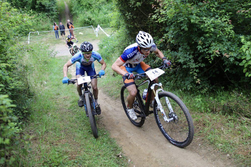 Connue des cyclistes, la colline d'Élancourt va devenir un haut lieu du vélo en France. © CD78 / N.Duprey