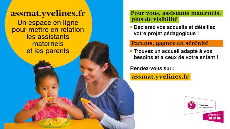 assmat.yvelines.fr : trouvez votre assistant maternel en ligne