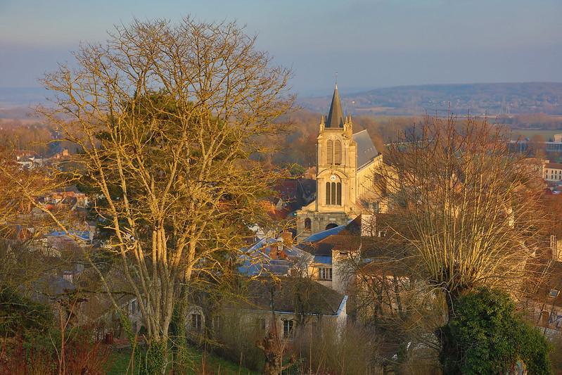 Carte postale de... Montfort-l'Amaury / CD78-N.DUPREY