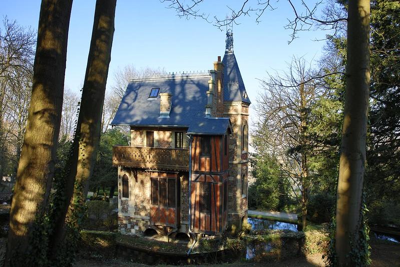 Et si vous passiez la nuit au Château de Monte-Cristo ? © CD78