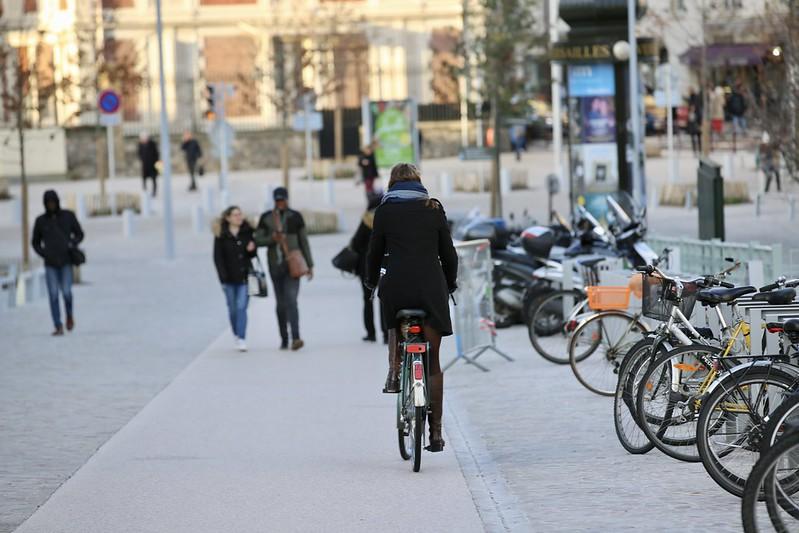 Le vélo représente une économie de plus en plus importante. ©CD78/N.Duprey