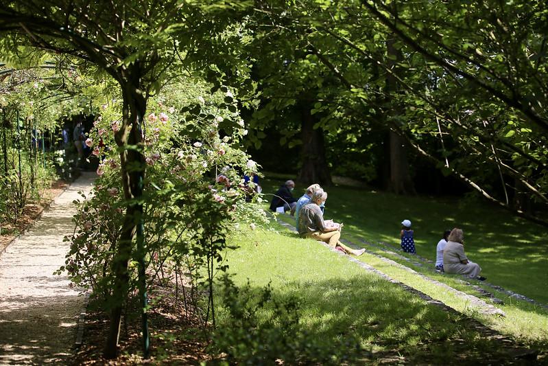 Juin au jardin au Musée Maurice Denis © CD78/N.DUPREY