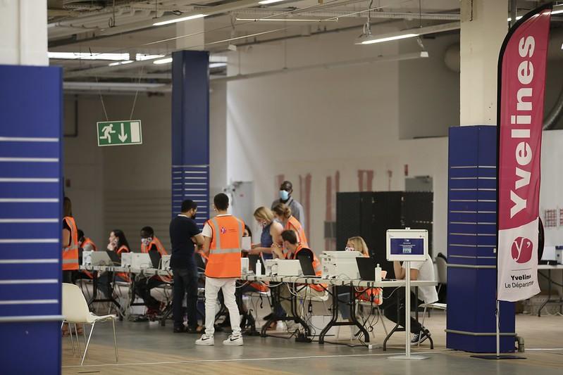 Comment s'applique le pass sanitaire dans les Yvelines ? © CD78/N.DUPREY
