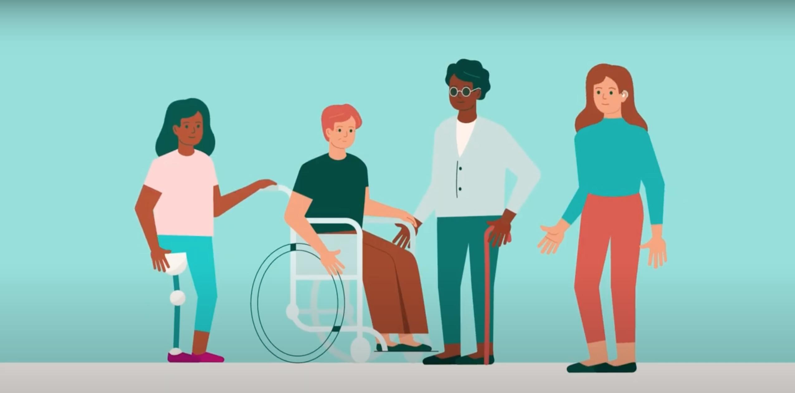 Handicap : j'accède à mes droits