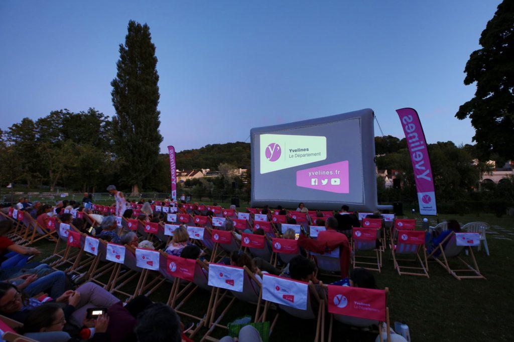 Les Yvelines font leurs cinéma fêtent leurs 10 ans ! ©CD78/N.DUPREY