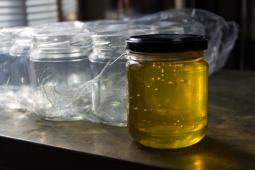 Miel d'abeilles