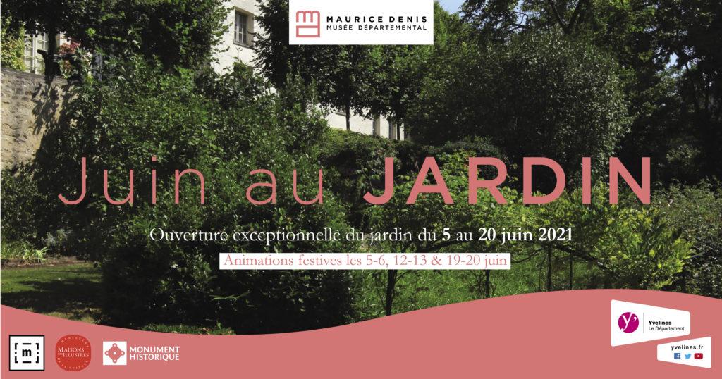 Juin au jardin
