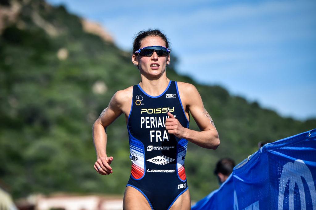 L'athlète yvelinoise fait partie des meilleures mondiales. © Fédération Française de Triathlon