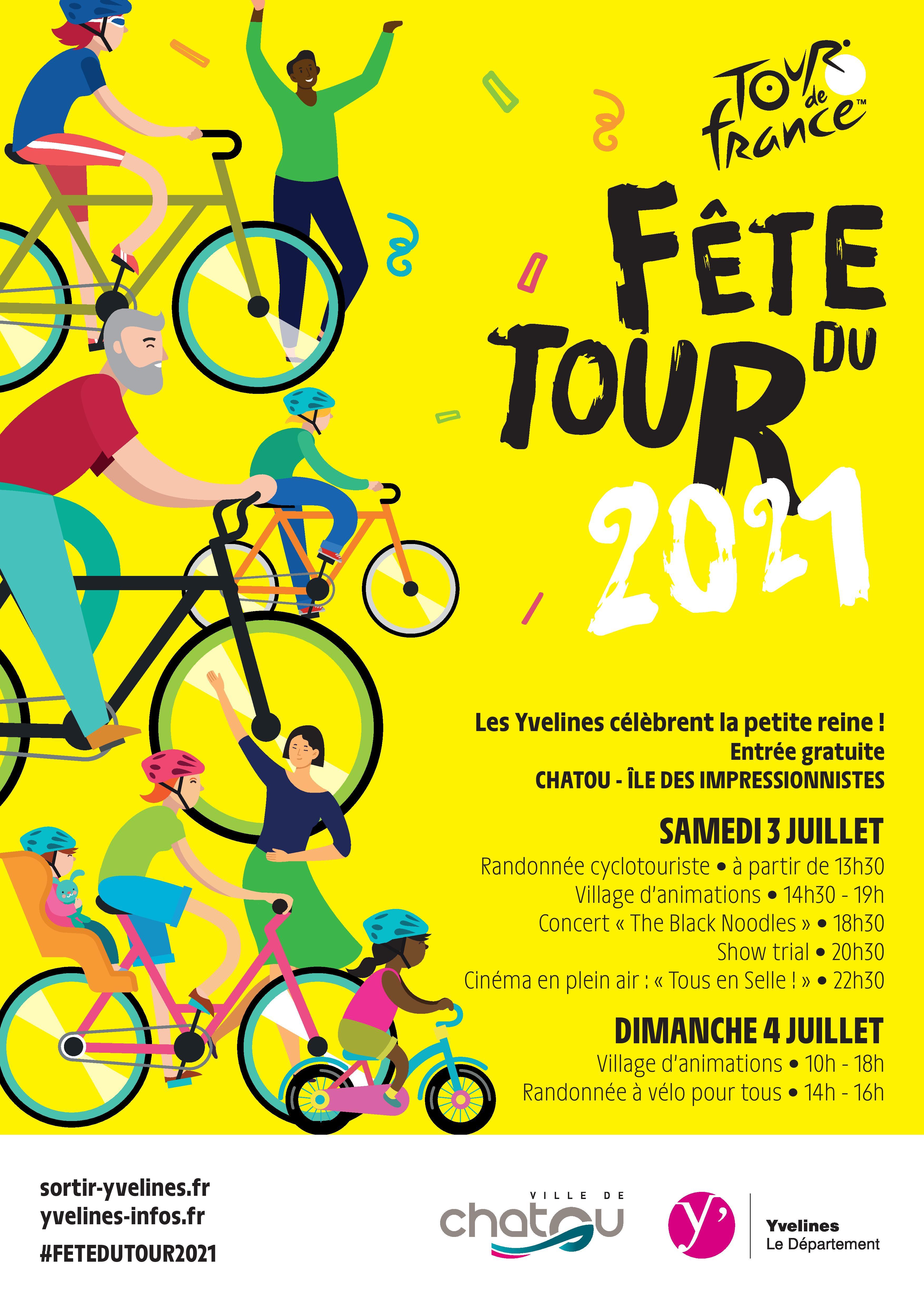 Fête du Tour 2021