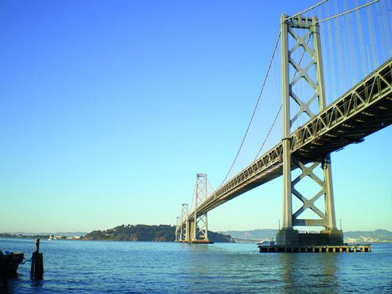 © Frederic Leriche - Oakland-San Francisco Bay Bridge