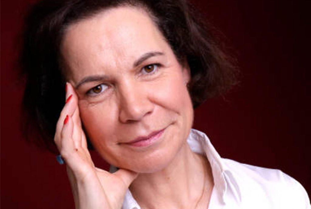 """Geneviève Dichamp : """"c'est l'absence d'horizon qui est terrible"""" © Geneviève Dichamp"""