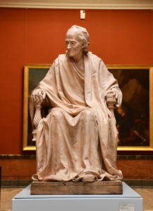 Jean-Antoine Houdon, le sculpteur des lumières © Wikimédia