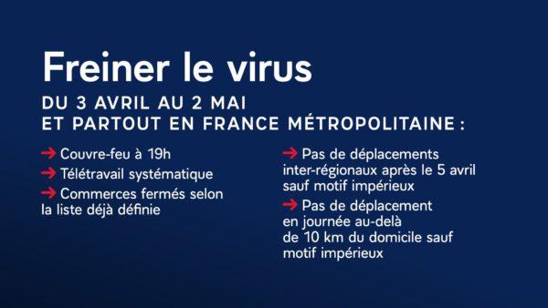 Covid-19 : quelles restrictions pour les vacances de printemps ? - Yvelines  Infos