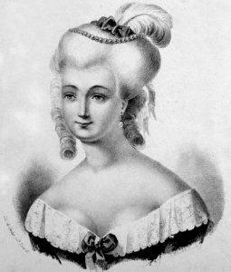 Mademoiselle Montansier © Wikimédia