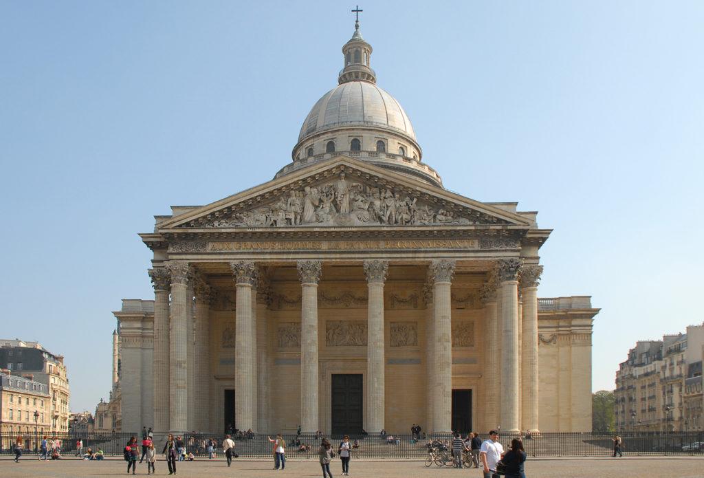 Le Panthéon / Wikimédia