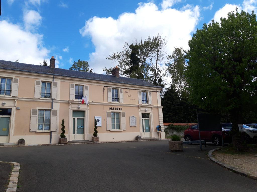 La mairie veille à conserver l'attractivité de sa vie communale. © CD78 / N.Théodet